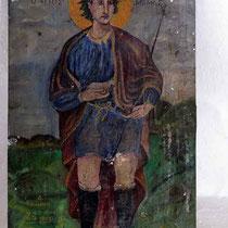 Agios Mamas mit den strammen Waden