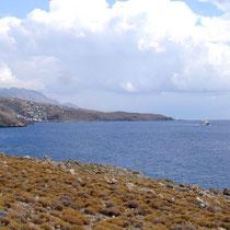 Kreta: Küste bei Agios Stavros