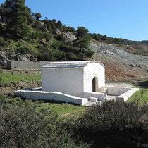 Agios Ioannis am Stausee