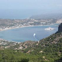 Die Bucht von Kefalos