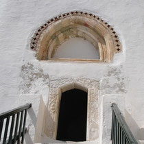 Amorgos: Eingang ins Kloster