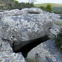 Wer hier wohl begraben war?