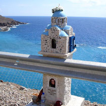 Kreta: Ikonostasi bei Chora Sfakion