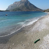 Am Strand von Myrties