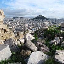 Athen alt und neu
