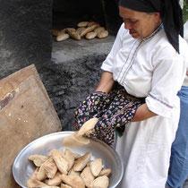 Karpathos: Die Paximadia kommen aus dem Ofen