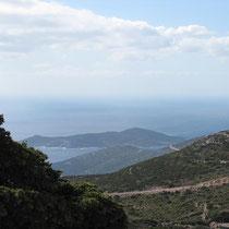 Die vorgelagerte Insel Kitriani
