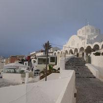 Die Ypapanti-Kirche
