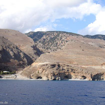 Kreta: Der Ilingas-Strand