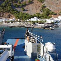 Kreta: Kurs Agia Roumeli