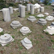 Säulenstümpfe