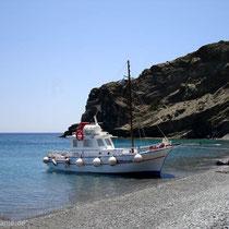 Karpathos: Strand von Forokli