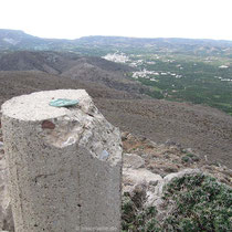 Gipfelsäule
