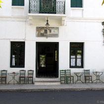 """Taverne """"O Platanos"""" in Milopotamos"""