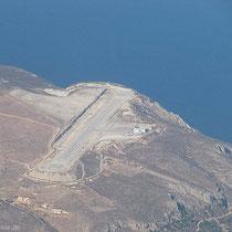 Flugplatz von Kalymnos