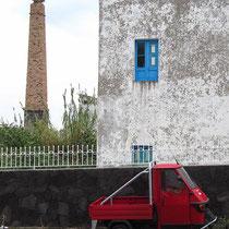 Bei der ehemaligen Dampfmühle
