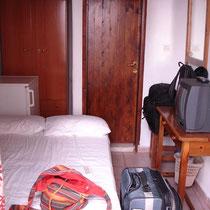 "Kreta: Unser Zimmer im ""Casa de l'Amore"" in Chania"