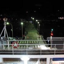 Stromboli bei Nacht