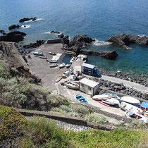 Der Hafen von Ginostra