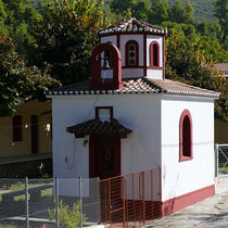 Kapelle in Agnontas
