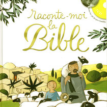 "Calligraphie jeunesse, ""Raconte-moi la Bible"", Bayard"