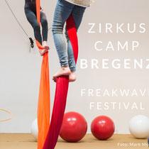 Zirkus Camp Bregenz