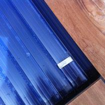 PVC solar lamellen incl. omslag beveiliging