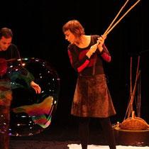 Dans'A bulle - Marie Sinet - compagnie Syllabe