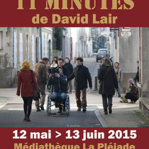 """11 minutes"" Ancenis (44) - 2015"