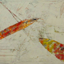 Titel: Indian Styl, 42 x 30 cm, Mischtechnik, Pappe, 10 €