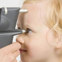 uporaba tonometra Icare TA01i pri otrocih