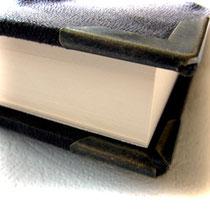 Metall-Buchecken zum Schutz