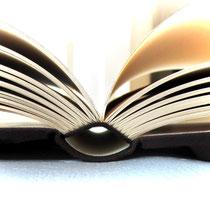 Fadengehefteter Buchblock