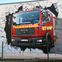 Auftragsmalerei Harz Magdeburg Graffiti Airbrush