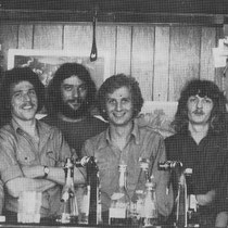 Baomus (Norm Steel) dans les années 70.