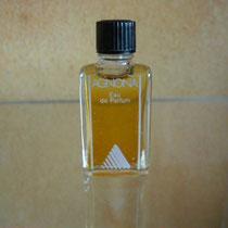 Agnona - Eau de parfum - Serigraphie blanche - Bouchon noir