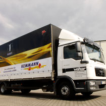 LKW für Uhlenbruck/Kemmann