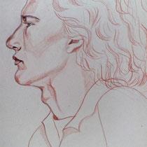 """""""Michael"""", Portrait"""