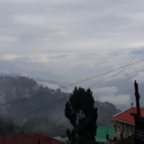 Aussicht in Kalimpong