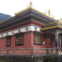 Dubdi Tempel in Tashiding
