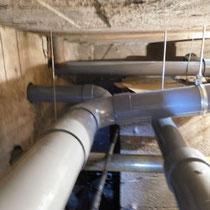 鋳鉄管の更新対応