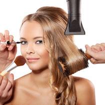 Make-up Schulung für Friseure in München