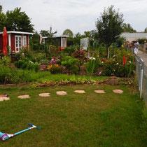 Obst- und Gartenbauverein: Landesgartenschau in Landau 2015