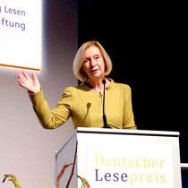 Bundesbildungsministerin Prof. Dr. Johanna Wanka