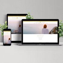 Webdesign und Umsetzung www.deinkoerper-deinebalance.de