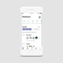 Appdesign iOS Smartphone