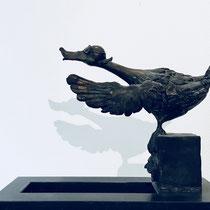 Bronze, 47 x 40 cm