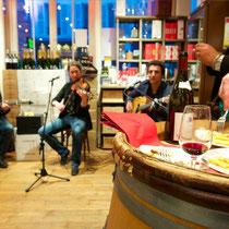 Apéro-concert aux 'Domaines qui Montent' - ©Nicolas Perié