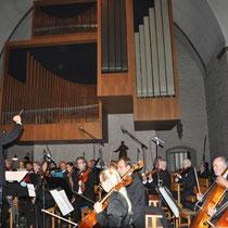 Aufnahmen - Aukirche Monschau, 2009