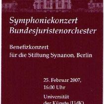 Konzert Berlin, 2007